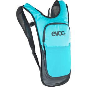 EVOC CC Lite Performance Reppu 2l + 2l Rakko, neon blue